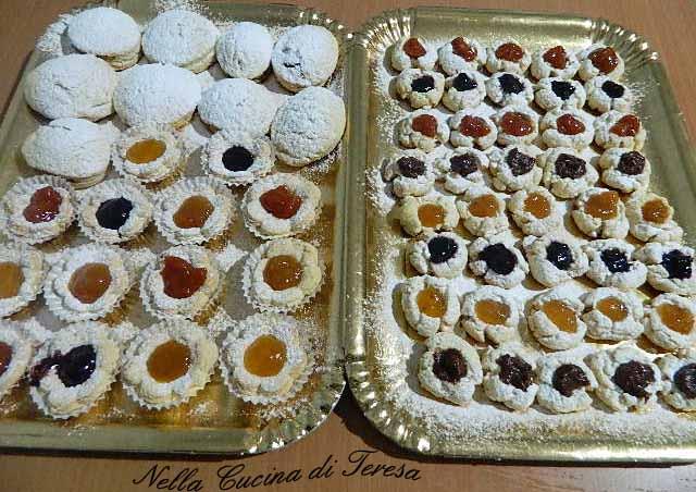 Nella cucina di teresa dolcetti di frolla all 39 olio - Nella cucina di teresa ...