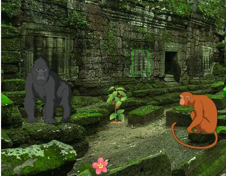 Wowescape Abandoned Monkey Temple Escape Walkthrough