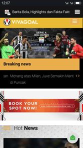Vivagoal Situs Berita Bola Online Terkini di Indonesia