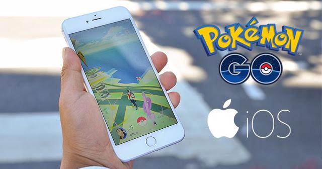 Cara install Pokemon GO di iOS