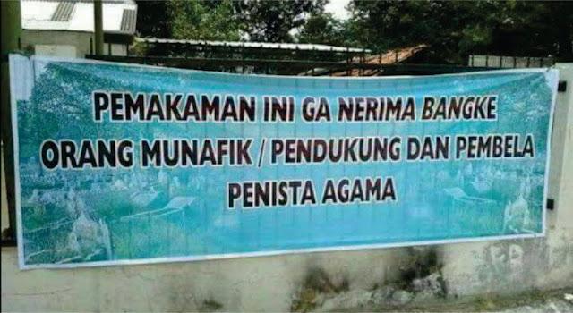 Karena Politik, Ustadz Jakarta Berani Mempermainkan Agama