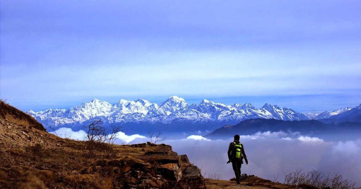Trekking in Gaurishankar Conservation Area