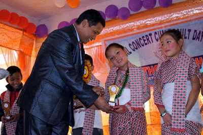 Anthony School Mungpoo Annual concert cum result day 2017