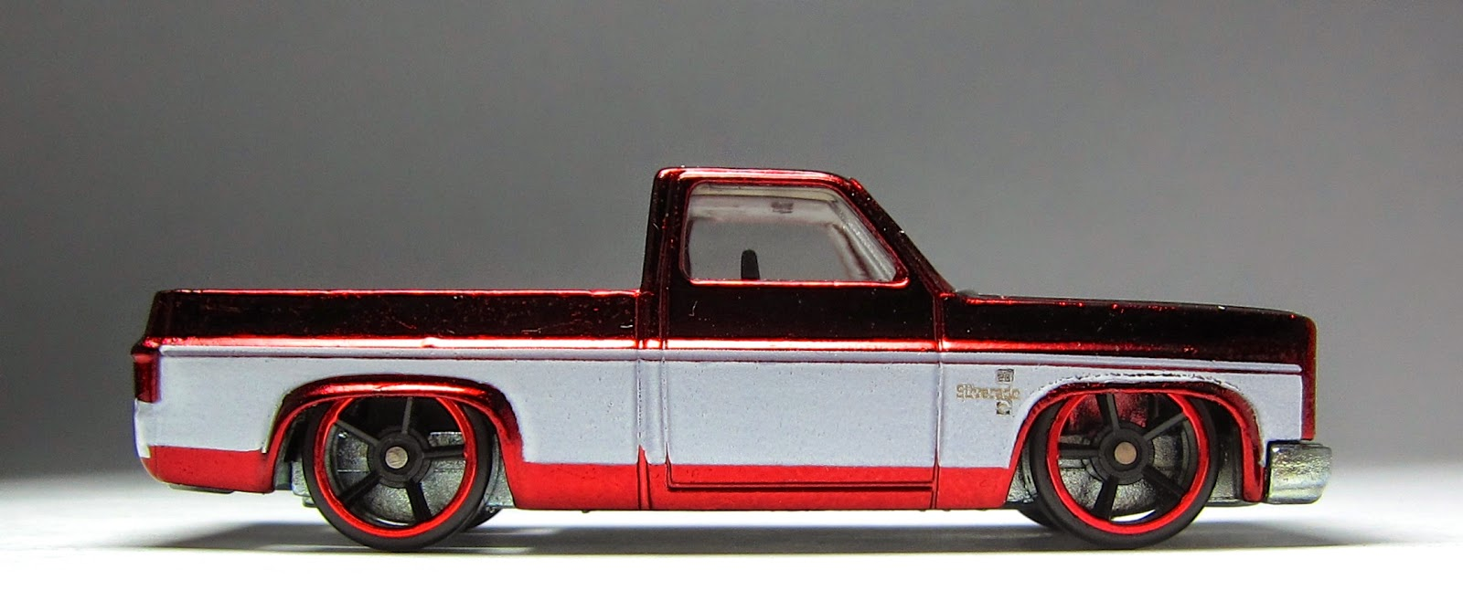c8eac091ee Cool is Cool is Cool: Hot Wheels '83 Chevy Silverado, Part 2 - Modern  Classics, Police Rods, and other must-haves.