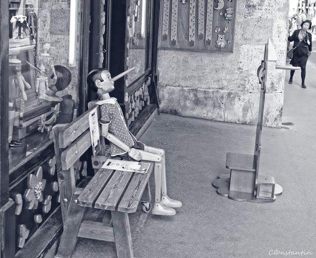 În căutarea lui Pinocchio - blog FOTO-IDEEA