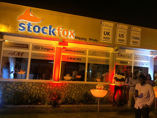 Photos : Delivering Goods In 3 Days! Stock Fox Courier Services Officially Launched In Ghana