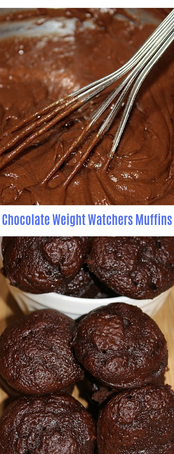 Chocolate Weight Watchers Muffins