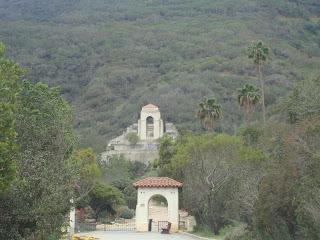 wrigley memorial, catalina island, botanical gardens