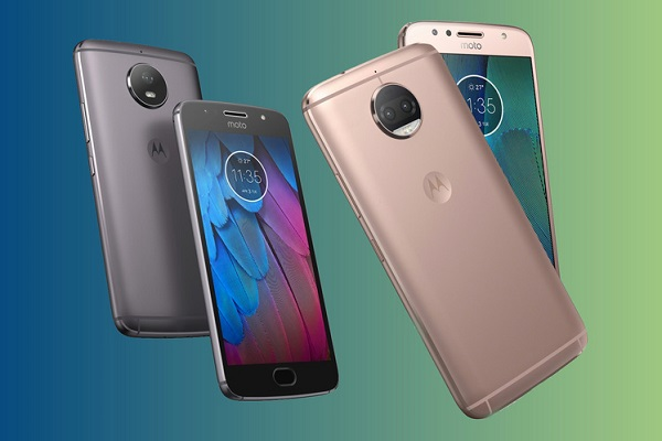 Moto debuts G5S and G5S Plus special edition smartphones