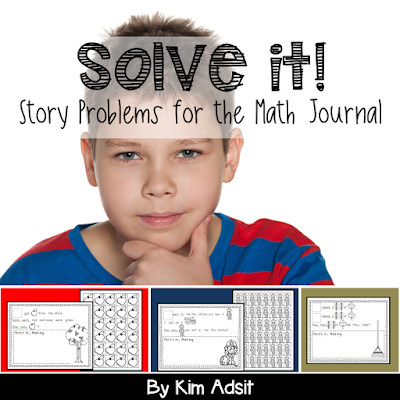 https://www.teacherspayteachers.com/Product/Math-Journal-Story-Problems-Solve-It-97417