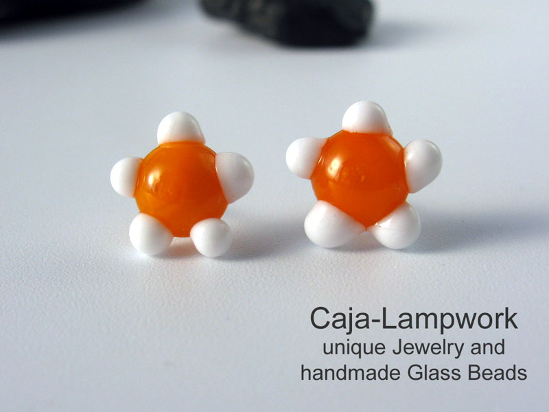 caja lampwork schmuck aus glas. Black Bedroom Furniture Sets. Home Design Ideas
