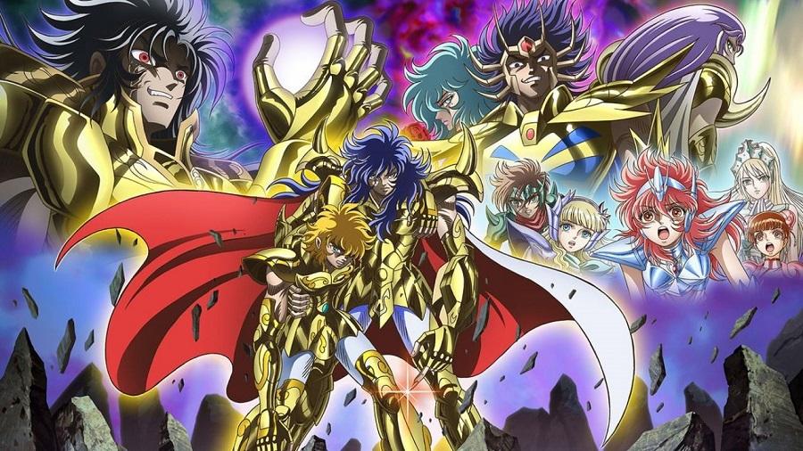 Os Cavaleiros do Zodíaco - Saintia Shou Legendado Torrent Imagem