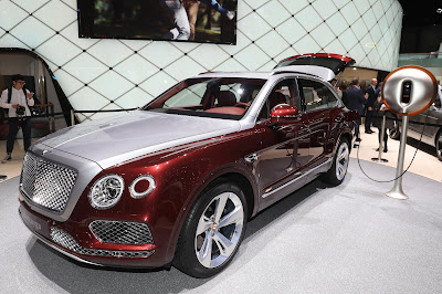 Bentley Bentley PHEV 2018 Review, Specs, Price