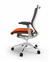 Oroblanco Office Chair - Side View