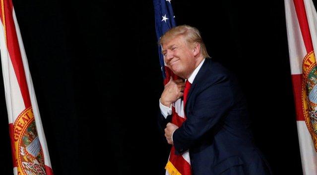 (BREAKING NEWS) Donald Trump Menang di Pemilu Amerika Serikat