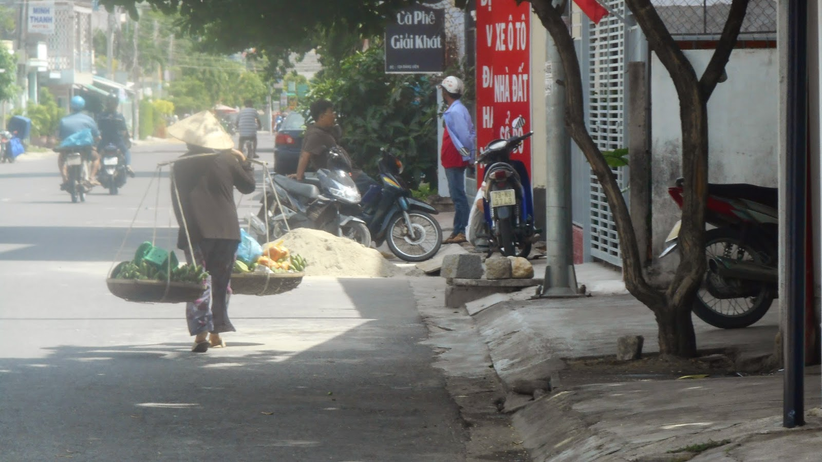 дорога к рынку