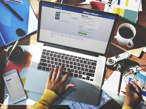 How to get on facebook without an account