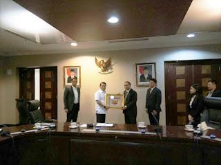 Moeldoko Terima Utusan Khusus Pemerintah Thailand