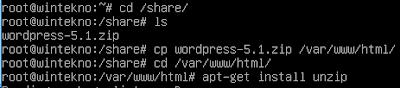 Copy file ke root directory webserver