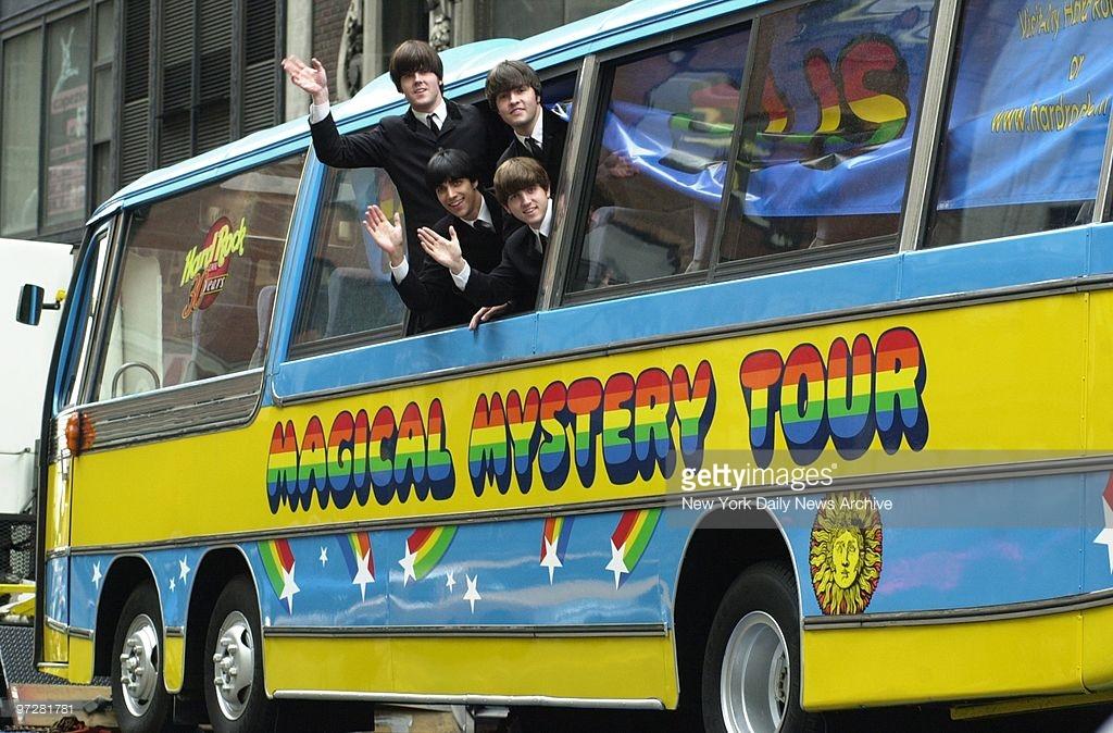 Mystery Tour Coach Trips
