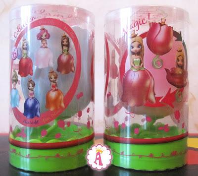 Интересные игрушки трансформеры куклы-цветы