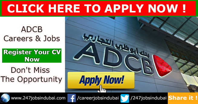 Jobs in ADCB Dubai and Careers