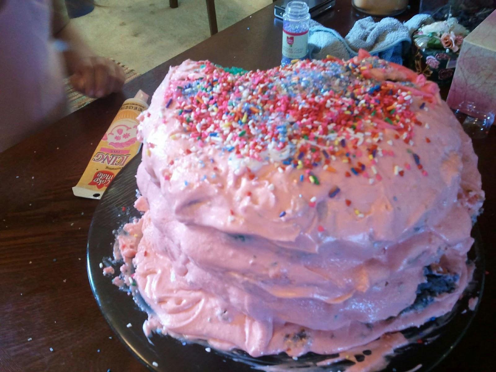 Worst Birthday Cake Pics