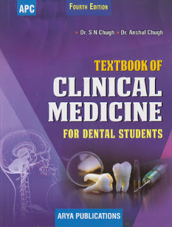 Textbook of Clinical Medicine for Dental Students - 4th Edition