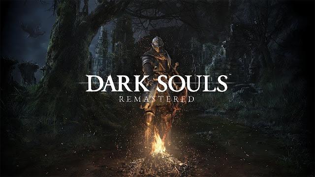 لنشاهد أول الدقائق للعبة Dark Souls بنسخة الريماستر و مقارنة للرسومات بين PS4 و PS3 ، فرق كبير جدا …