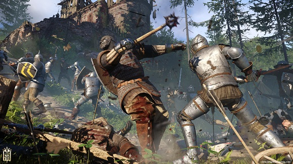 Kingdom Come Deliverance PC Free Download Screenshot 3