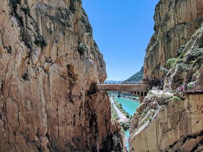 El Churro Gorge Malaga