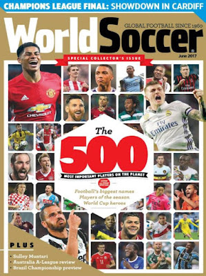 Revista World Soccer