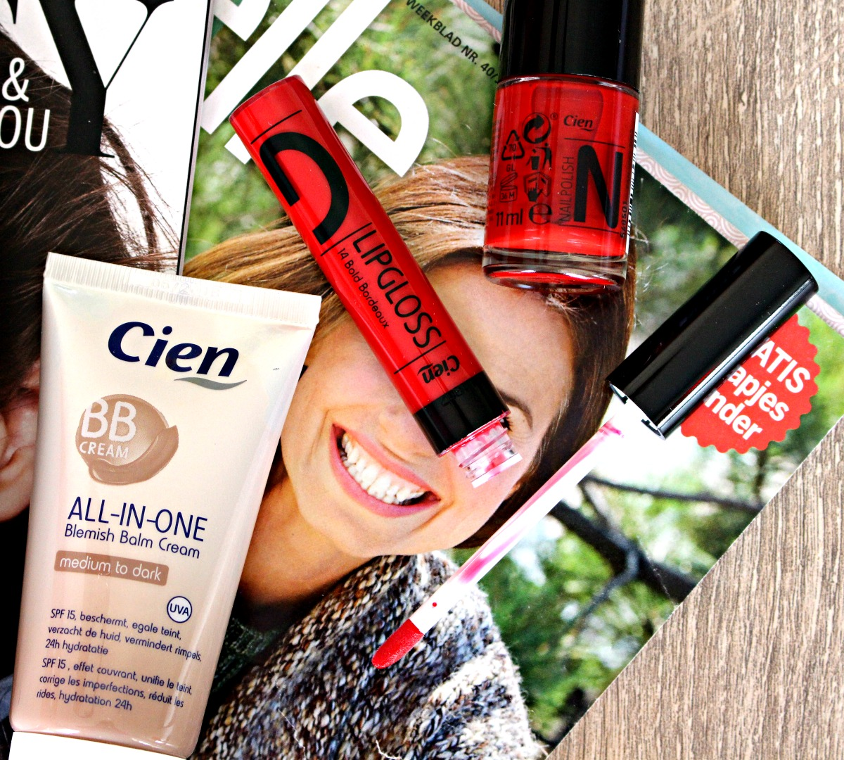 Cien BB Crème all-in-one