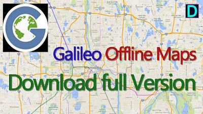 Galileo Offline Maps App: APK Download latest version for Android by (Mobile Maps SPC) on www.DcFile.com)