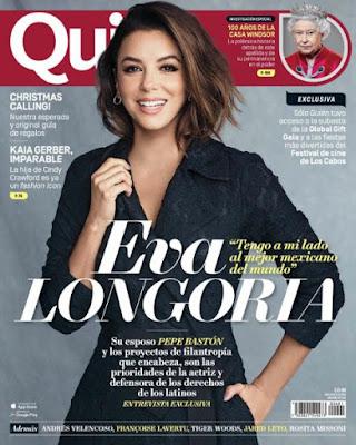 Revista Quién México 30 Noviembre 2017
