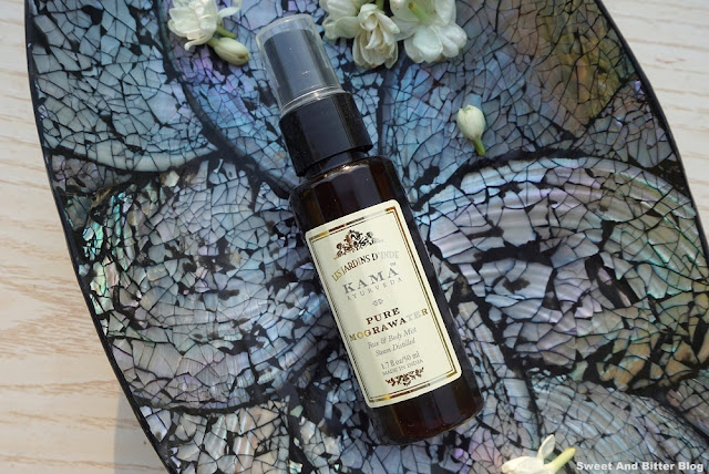 Kama Ayurveda Pure Mogra Water Review
