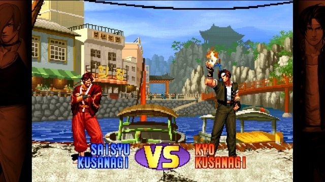 Download The King of Fighters 98 PC Gameplay