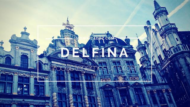 Significado y Origen del Nombre Delfina ¿Que significa?
