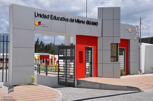 Otra ducacion visita a la escuela del milenio de guano for Entradas 4 milenio