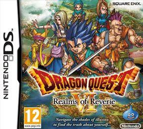 Dragon Quest VI - Realms of Reverie, NDS, Español, Mega, Mediafire