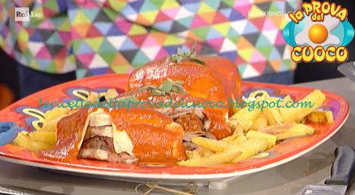 Sandwich Francesita ricetta Povedilla da Prova del Cuoco