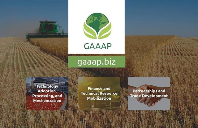 Global African Agribusiness Accelerator Platform (GAAAP) for Young Zambian Entrepreneurs 2018