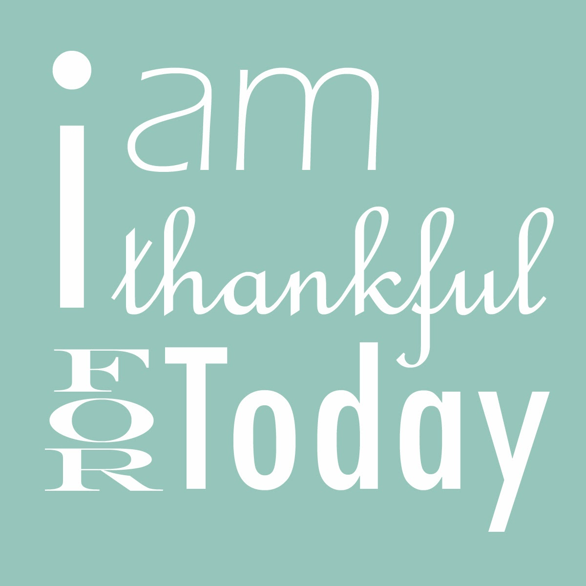 Feel My Sunlight Thankful Month Day 6 Also Free Printables Just For Fun