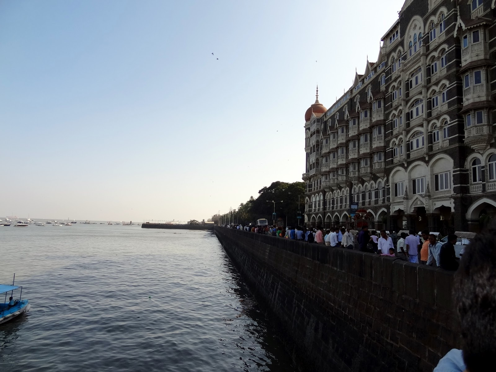 Once Upon a Diary: Training at Tata Cancer Hospital, Mumbai
