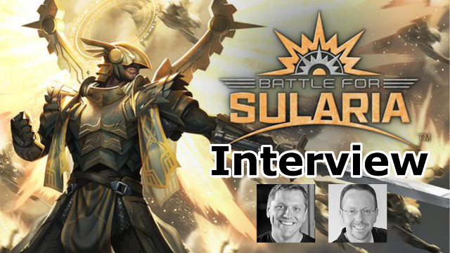 Battle for Sularia Interview
