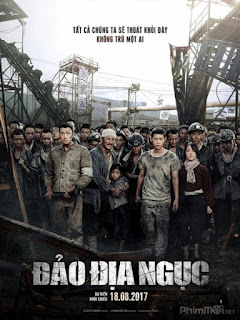 Đảo Địa Ngục - The Battleship Island (2017) [HD-Vietsub+Thuyết minh]