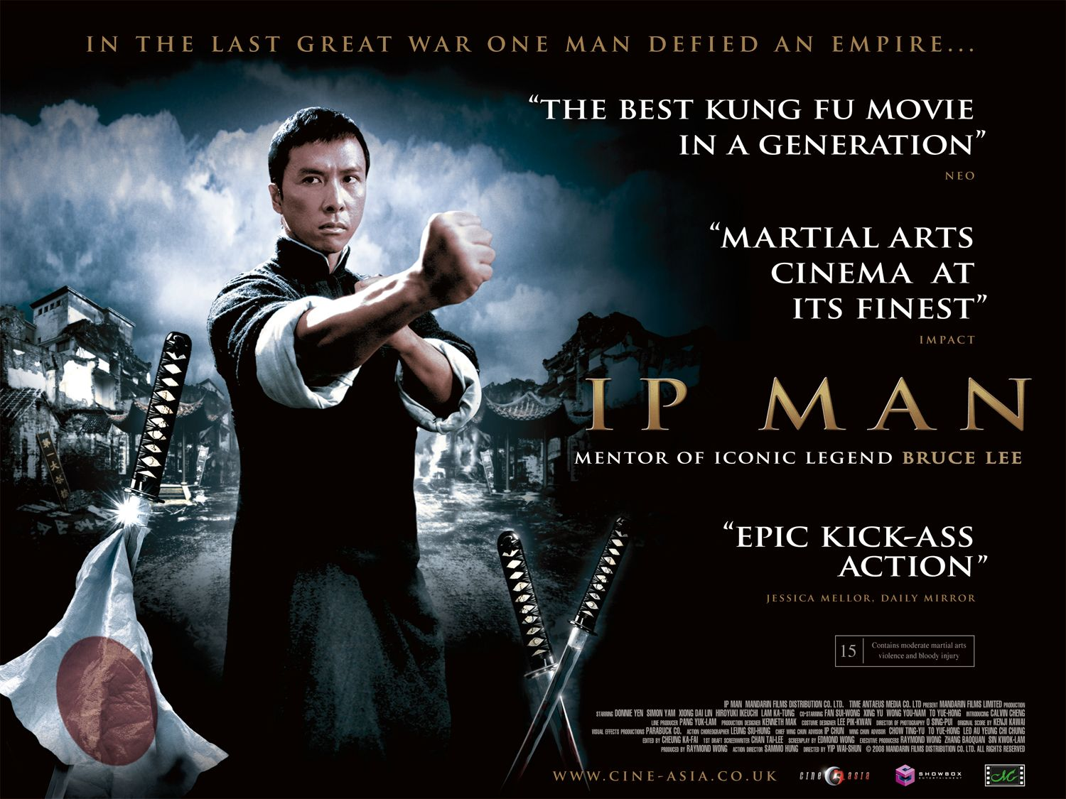 Ip Man Movie 4