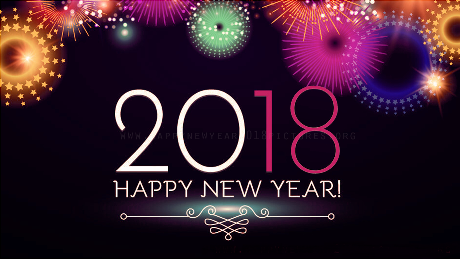 2018 Happy New year best hd wallpapers free Download