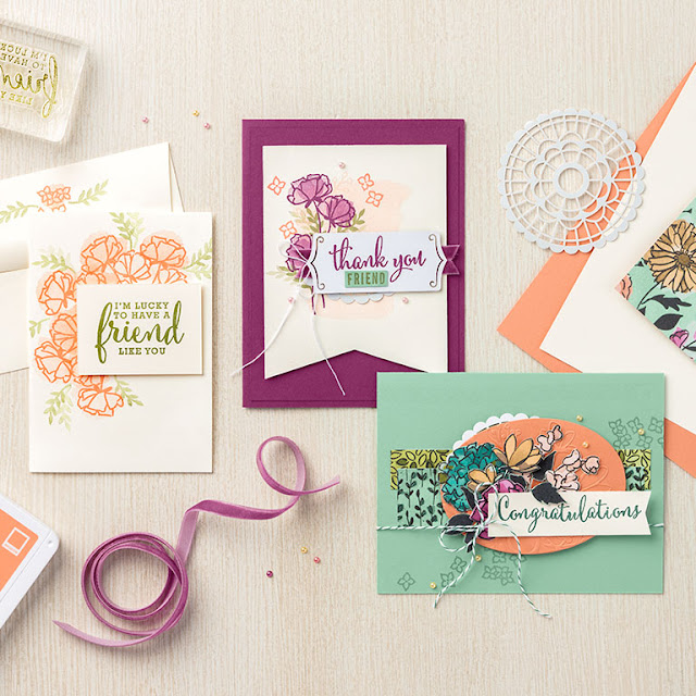 Share What You Love from Stampin' Up!