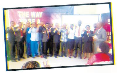 Enhancing self reliance among Akwa Ibom Youths